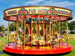 Children's Carousel Ride for Hire