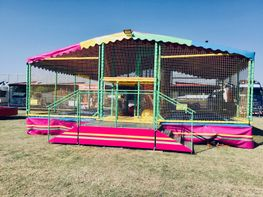 Fairground Trampolines for Hire